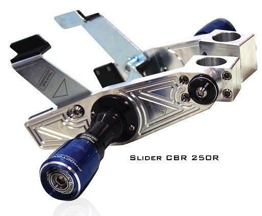 Slider Honda CBR 250R 2011 - 2015 Procton