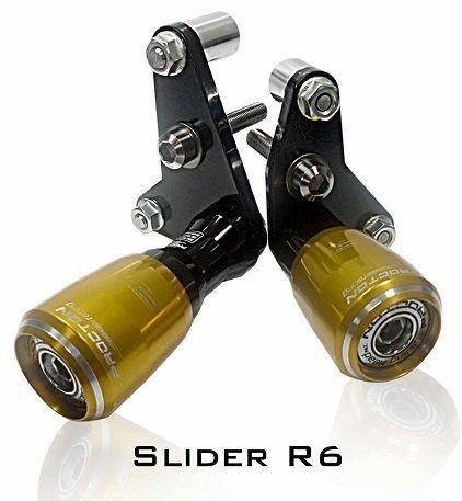Slider Yamaha R6 2008 - 2015 Procton
