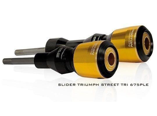Slider Triumph Street Triple 675 2013 - 2016 Procton