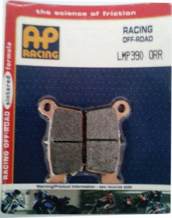 Pastilha de freio RACING AP Racing MX LMP 390 ORR