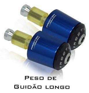 Peso de Guidão Procton Longo Suzuki B-King