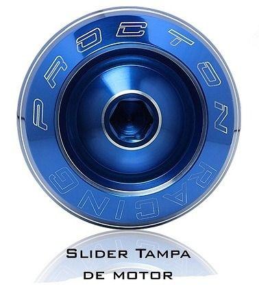 Slider tampa de motor Procton Yamaha R6