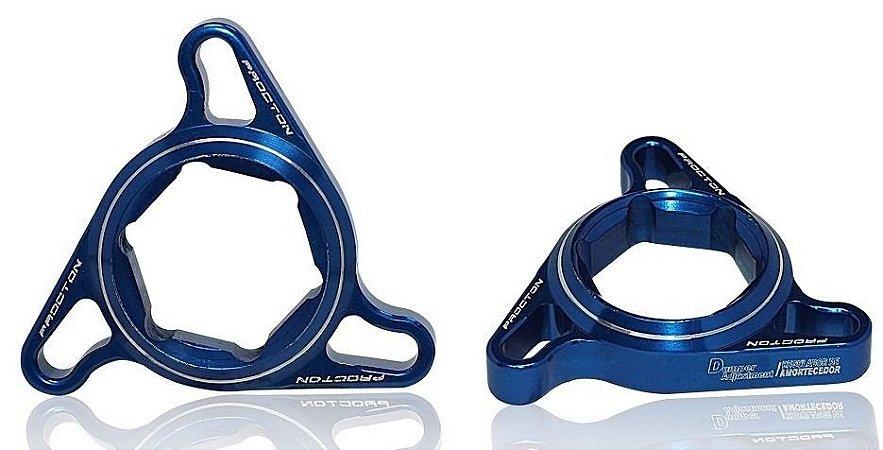 Regulador Suspensão Dianteira 19mm Ajuste Honda CBR 650F