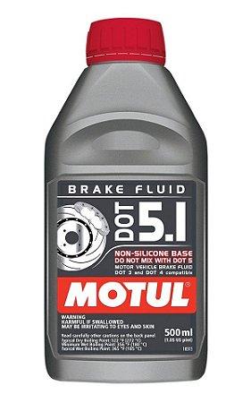 Fluído de Freio Motul DOT 5.1 - 500ml