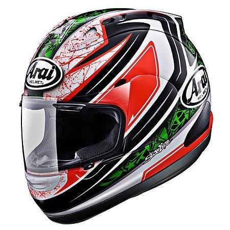 Capacete Arai Helmet Rx-7 Gp Nicky Hayden 4 69 Ducati