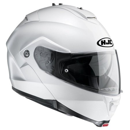 Capacete Hjc Is-Max II White Robocop