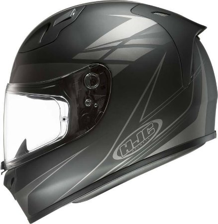 Capacete Hjc Fg-17 Force Black