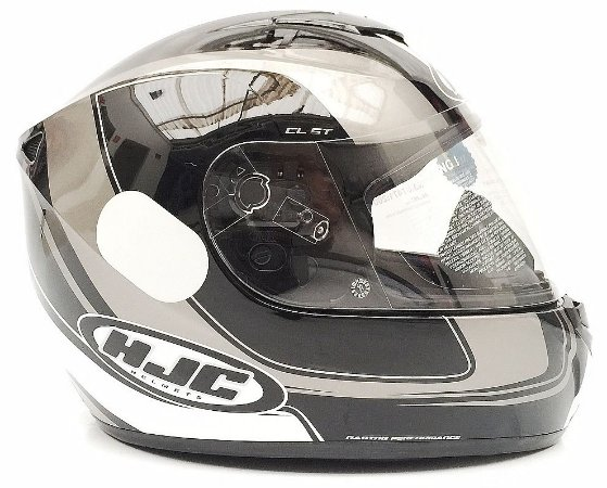 Capacete Hjc CL-ST Racer MC5