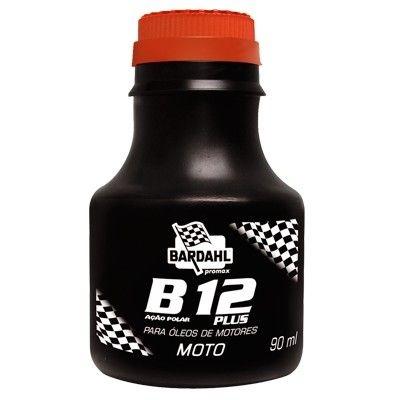 Aditivo Para Motor de Moto Bardahl B12 Plus
