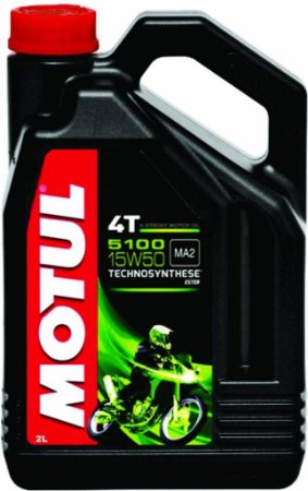 Óleo de Motor 5100 15w50 4t (2 Litros)
