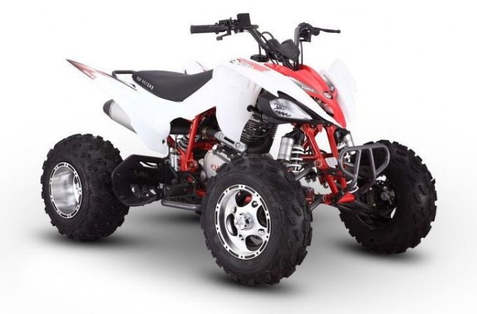Mini Quadriciclo Fun Motors Fúria 250 cc