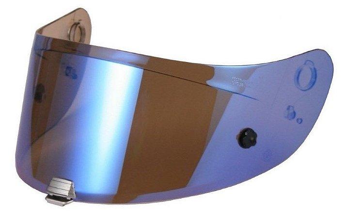 Viseira Capacete Hjc RPHA Plus Azul