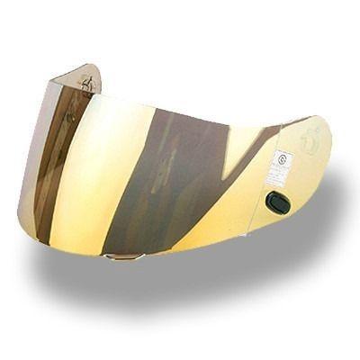 Viseira Capacete Hjc RPHA Plus Dourada