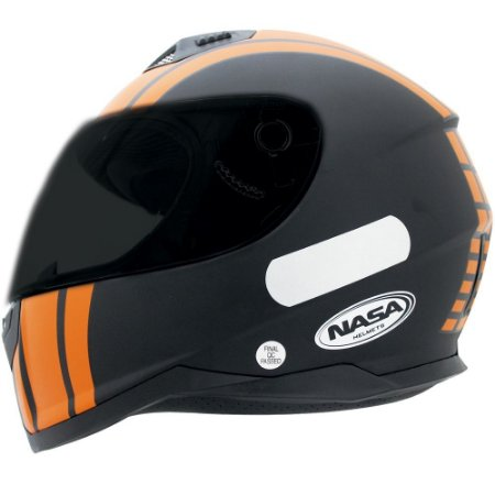 Capacete Nasa Sh-881 Thunder