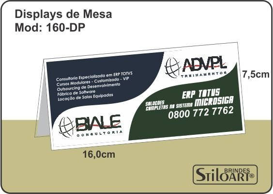 Display Promo 160-DP