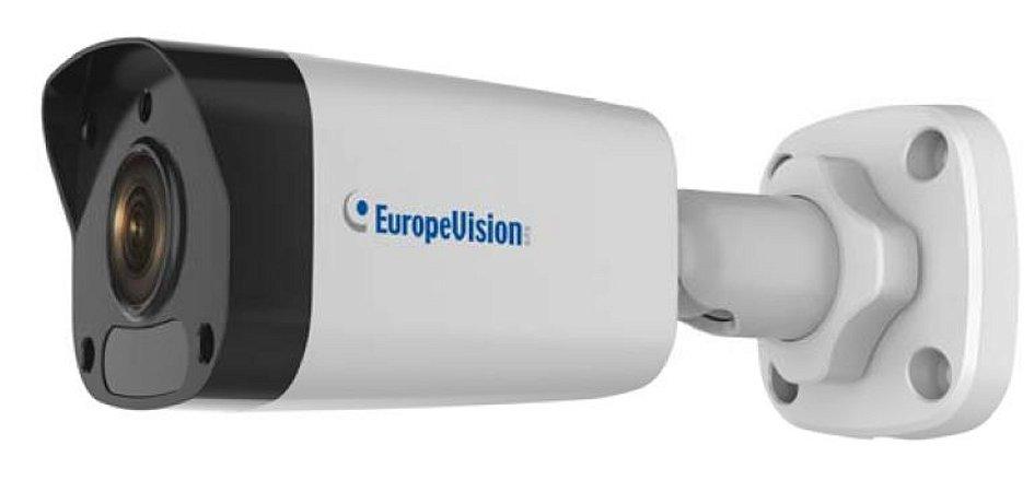 Câmera IP Europevision  ABL1300 1.3MP Bullet externa GEOVISION