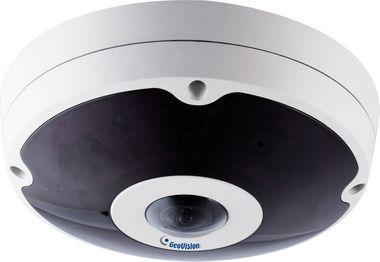 Câmera IP GV-FER5700 Fisheye