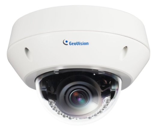 Câmera IP de modelo Dome GV-EVD2100