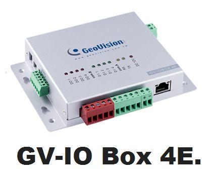 GV-IO Box 4,8,16 Portas