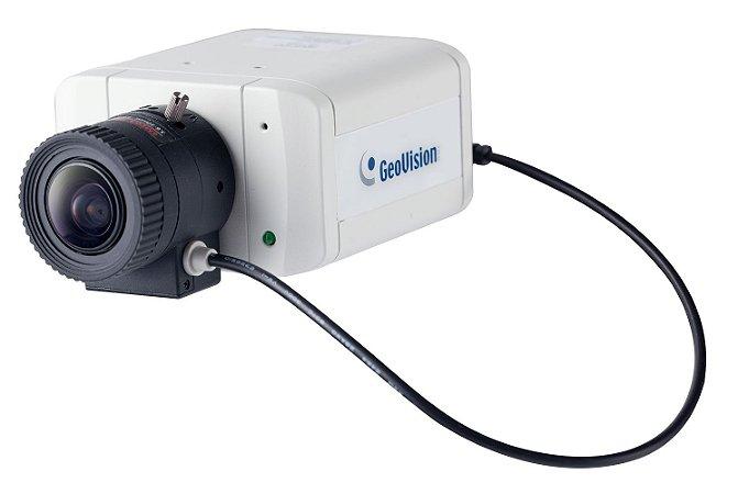 câmera IP GV-BX2700 de modelo Box