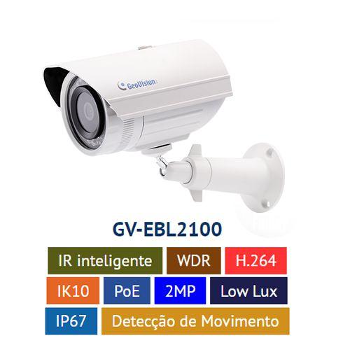 GV - EBL2100   2MP | IK10 | IP67  | PoE | Low Lux