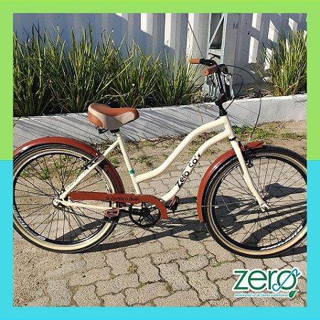 Bicicleta Zero Beach Retro P1 aro 26