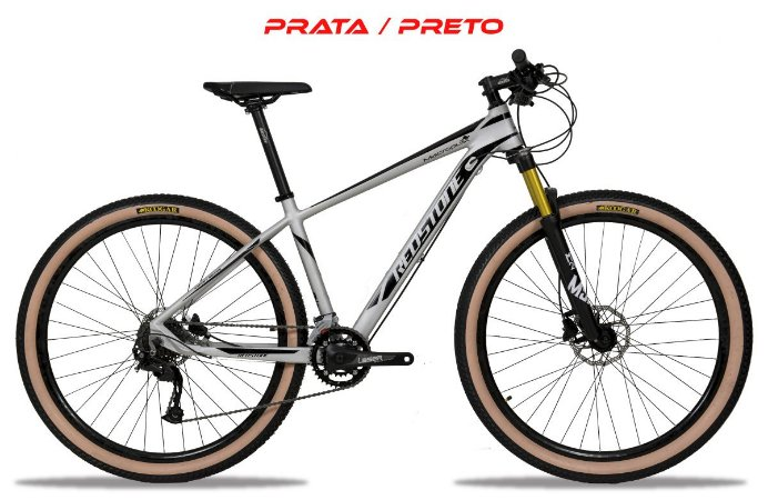 Bicicleta Redstone Macropus 18v Shimano