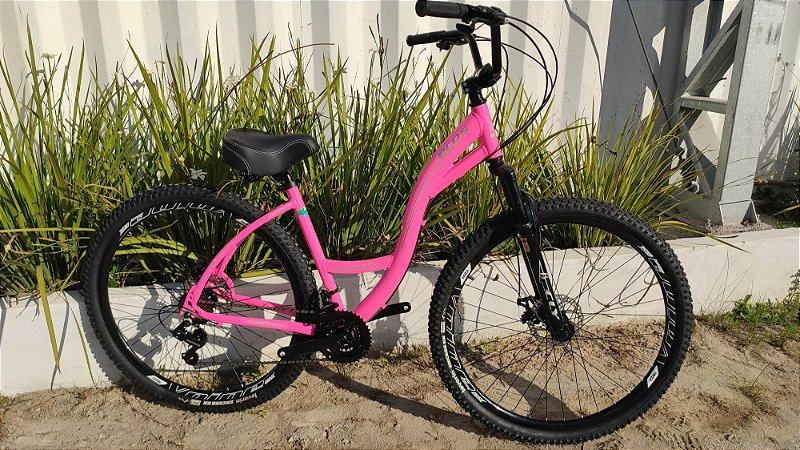 Bicicleta Aluminio aro 29 urbana 21 velocidades