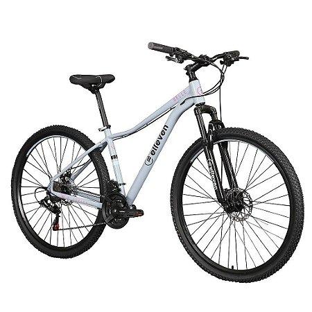 Bicicleta 29 ELLEVEN Belle 21V Shimano Azul Claro