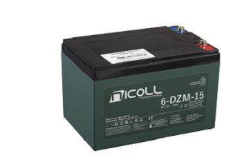 Bateria VRLA 12v 15ah