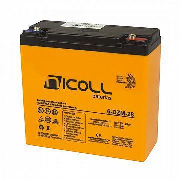 Bateria VRLA 12v 28ah