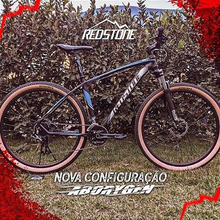 Bicicleta Redstone Aborygen 29V edição limitada