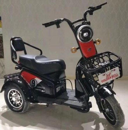 Triciclo Elétrico Zero M3 Top