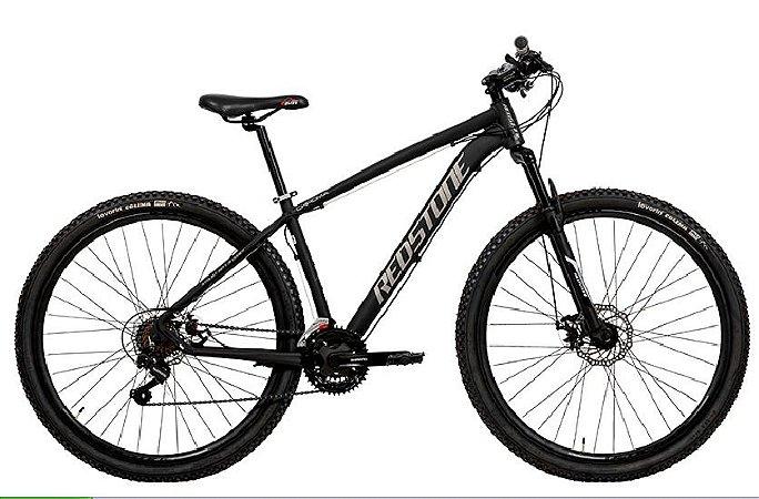 Bicicleta Redstone CHROMA PLUS 21V edição limitada