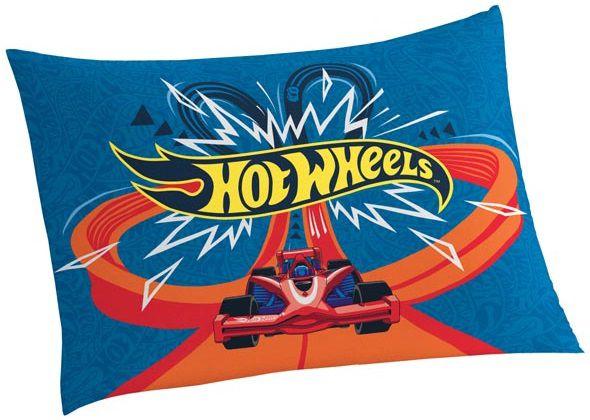 Fronha Avulsa Estampada Hot Wheels - Lepper