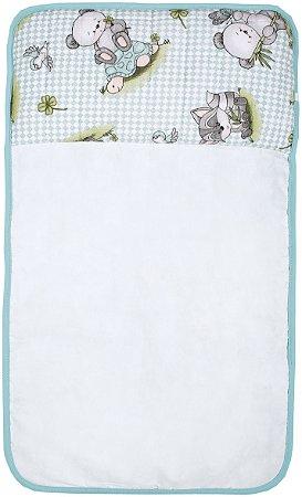 Trocador de Fraldas Impermeável Baby 40x70 Panda - Lynel