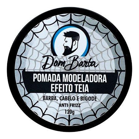 Pomada Modeladora Efeito Teia - Dom Barba