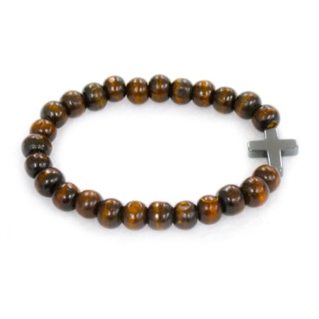 Pulseira Masculina Cruz Roots - 4MEN