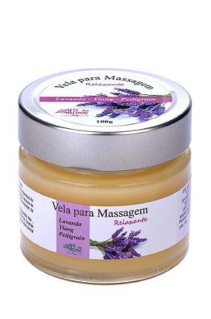 Arte dos Aromas  - Vela de Massagem Relaxante 100g