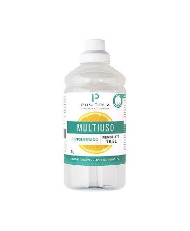 Positiv.a  - Multiuso Concentrado 1litro
