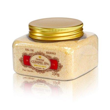 Sal de Banho Fino Granel Baunilha 230 g