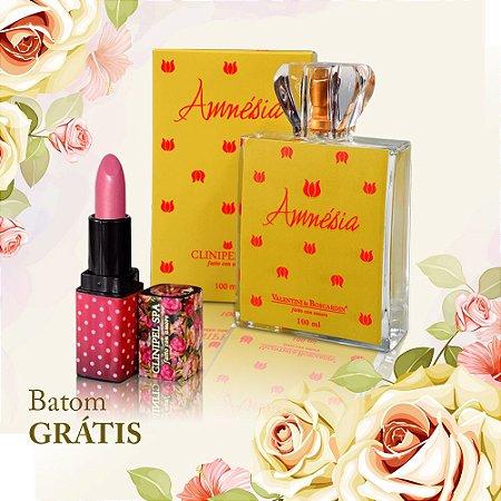 Perfume Femenino Amnésia 100 ml + Batom GRÁTIS