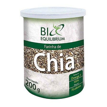 Farinha de Chia
