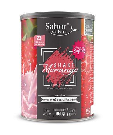 Shake sabor Morango