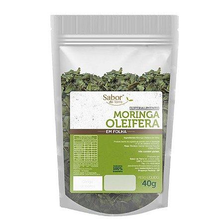 Moringa Oleifera em Folha