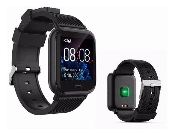 Relógio Smartwatch A6 Sport Inteligente Bluetooth Pulseira Smartband Novo 2020