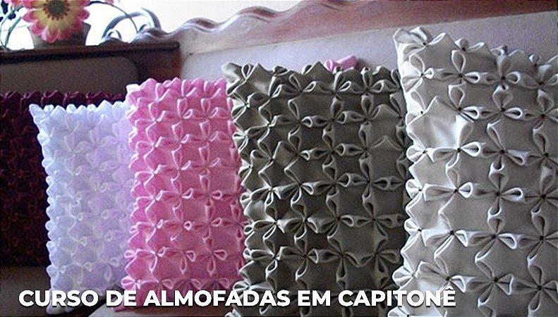 Almofadas Capitonê
