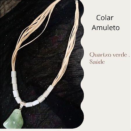 Colar Amuleto_Esperança