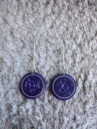 Brinco Lilac