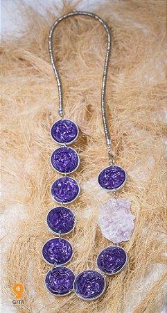 Colar Lilac